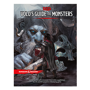 Dungeons & Dragons Volo's Guide to Monsters (DDN)