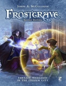 Frostgave Second Edition Rulebook Hardback