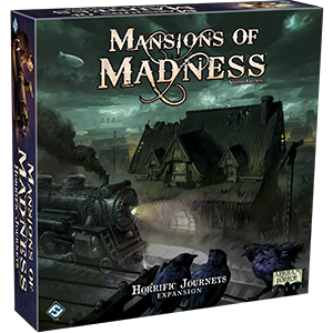 Mansions of Madness 2nd Ed: Horrific Journeys Exp