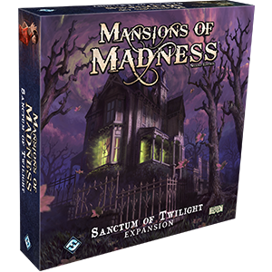 Mansions of Madness 2nd Ed: Sanctum of Twilight Exp.