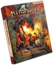 Pathfinder RPG Second Edition: Core Rulebook Hardcover