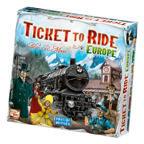 Ticket To Ride: United Kingdom Exp
