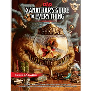 Xanathar's Guide to Exverything - Dungeons & Dragons (5E)