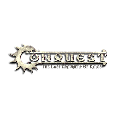 Conquest: Last Argument of Kings games logo
